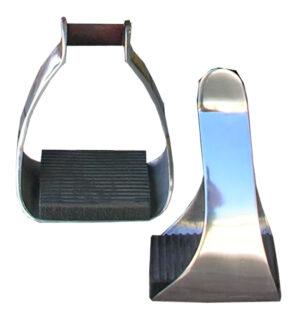 TW Saddlery Aluminum Endurance Stirrup