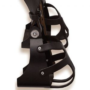 TW Saddlery Endurance Stirrup with Cage
