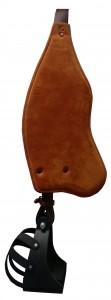 TW Saddlery Padded Trail Fender