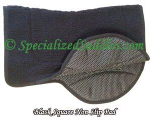 Black Non Slip Bottom