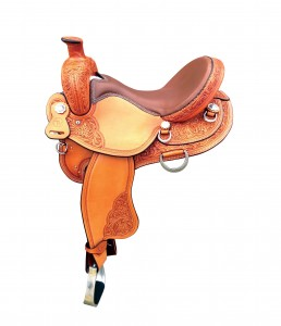 TW Saddlery Texas Wade