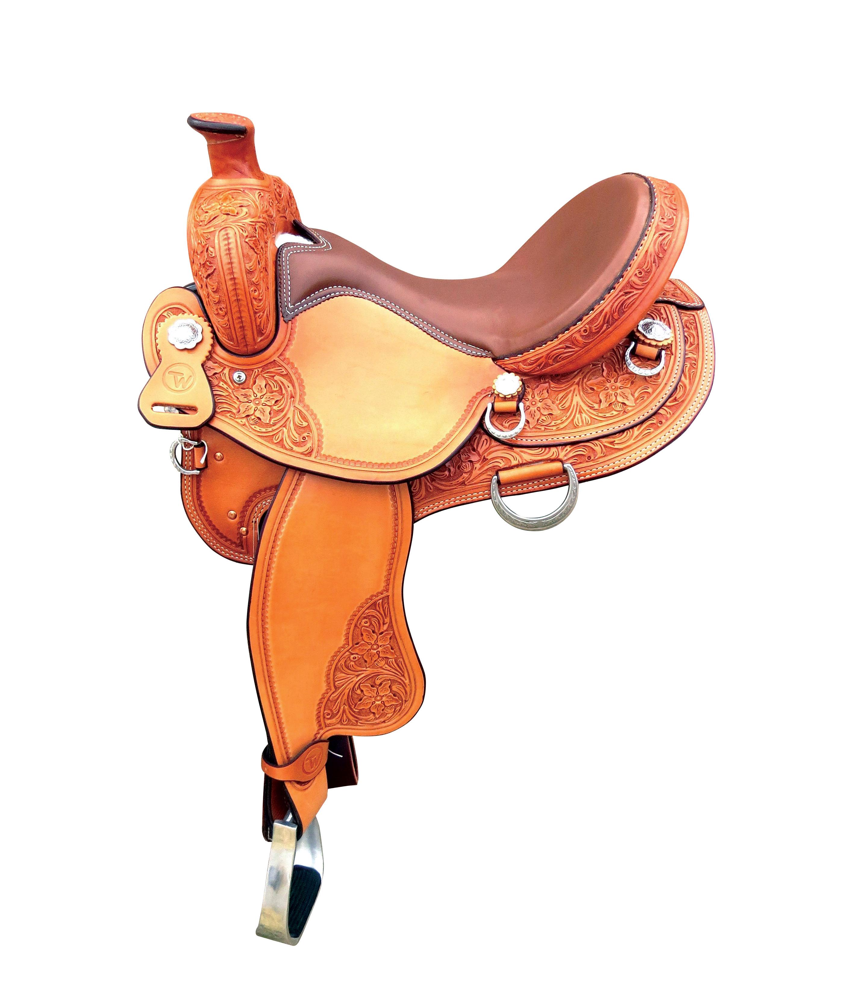 Texas Wade Saddle - TW Saddlery