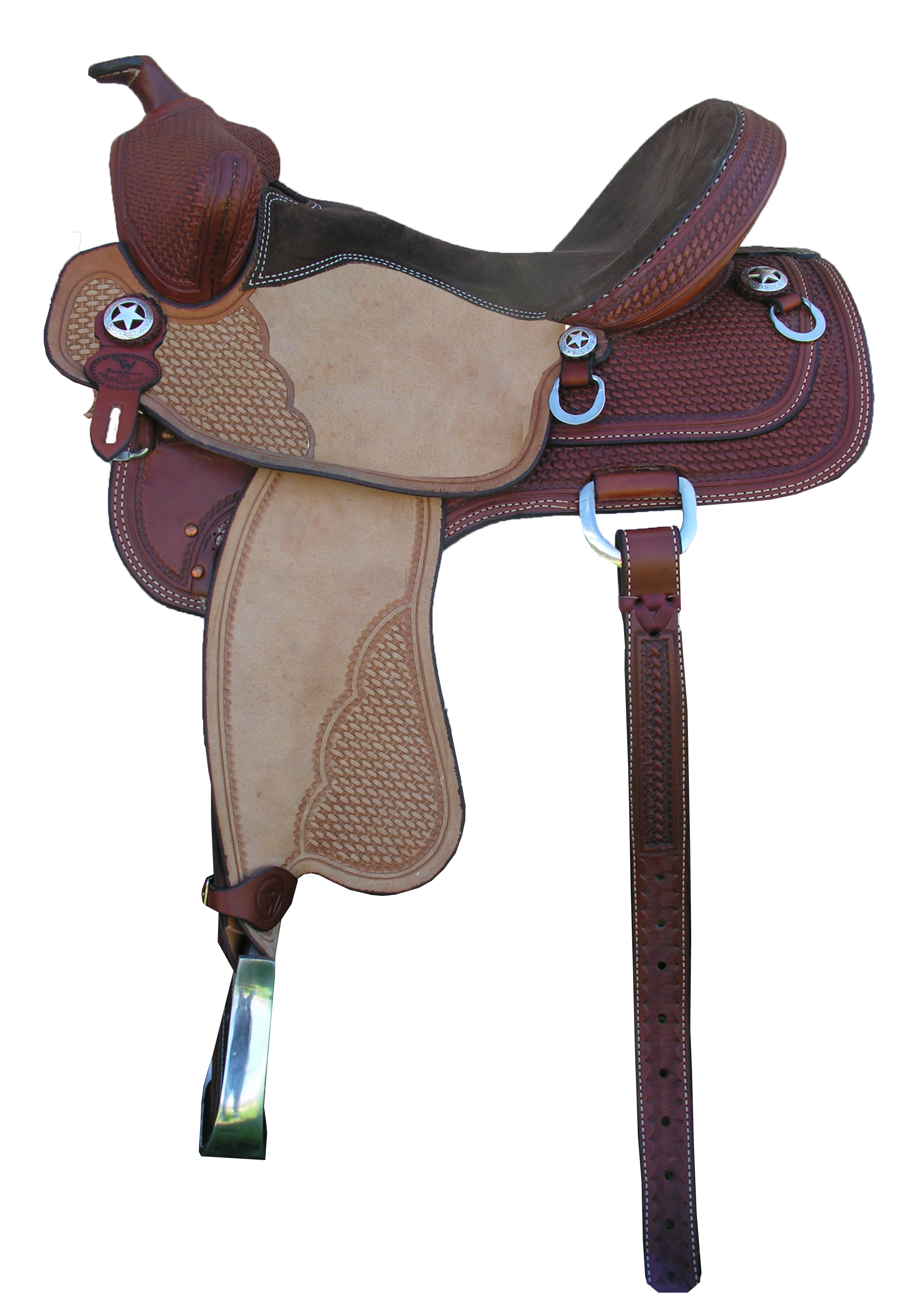 TW Saddlery Secure Shooter