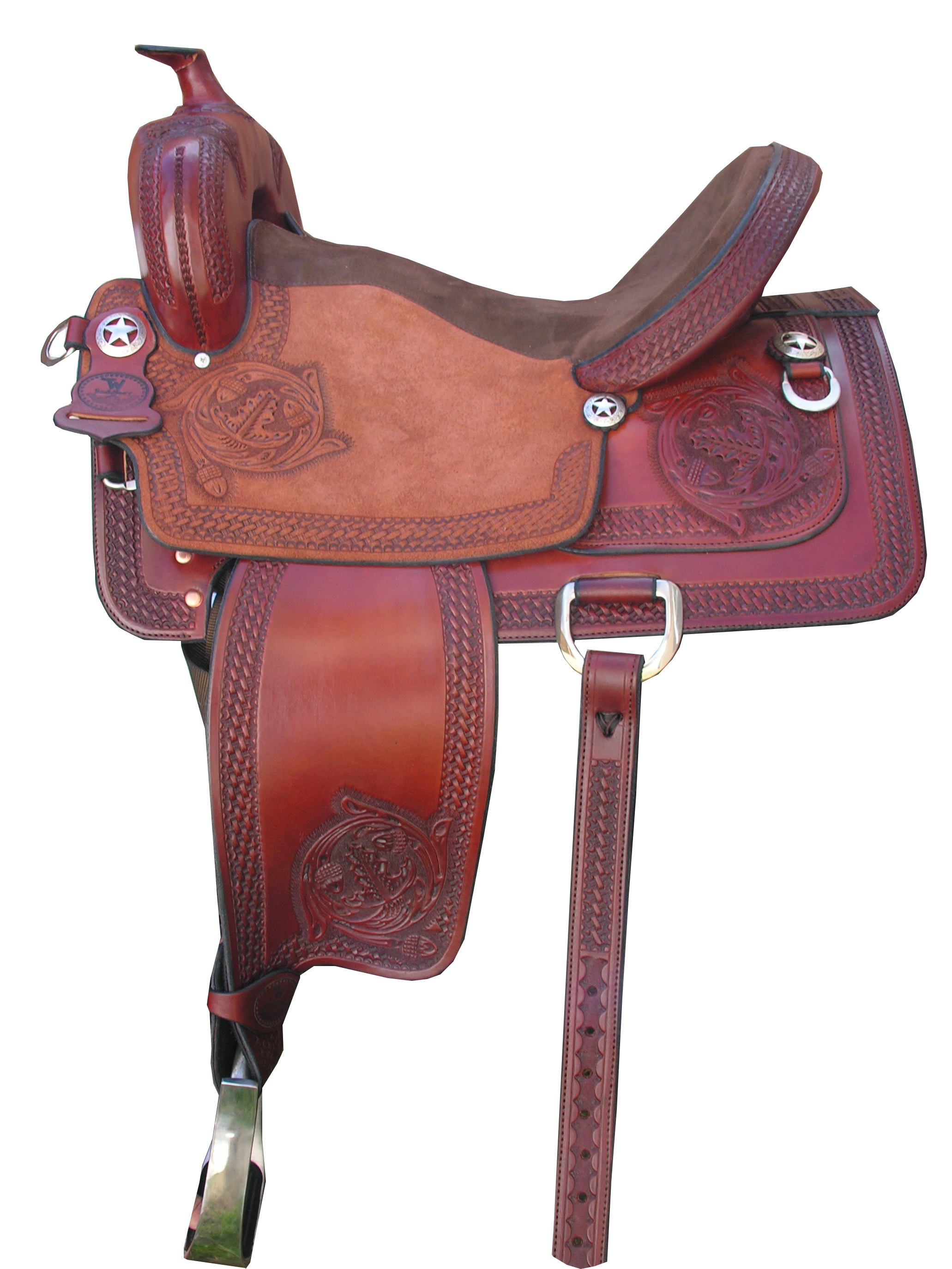 TW Saddlery Shooter