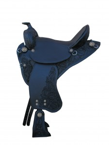 Gaited Horse TW Saddlery Trail Light