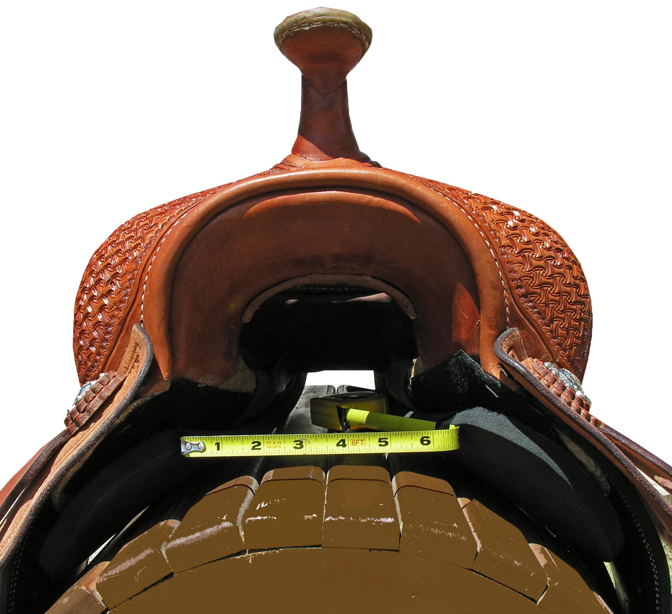 3-D Saddle Fitting System - Width