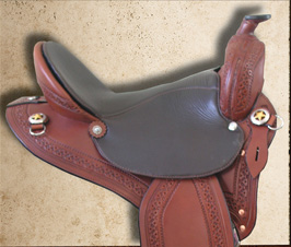 Gaited Horse Saddles