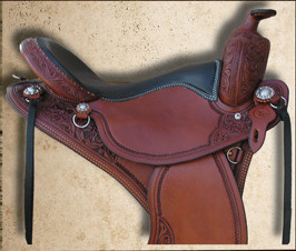 TW Saddlery featherweight trail