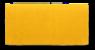 TW Saddlery Custom Saddle Pad Yellow