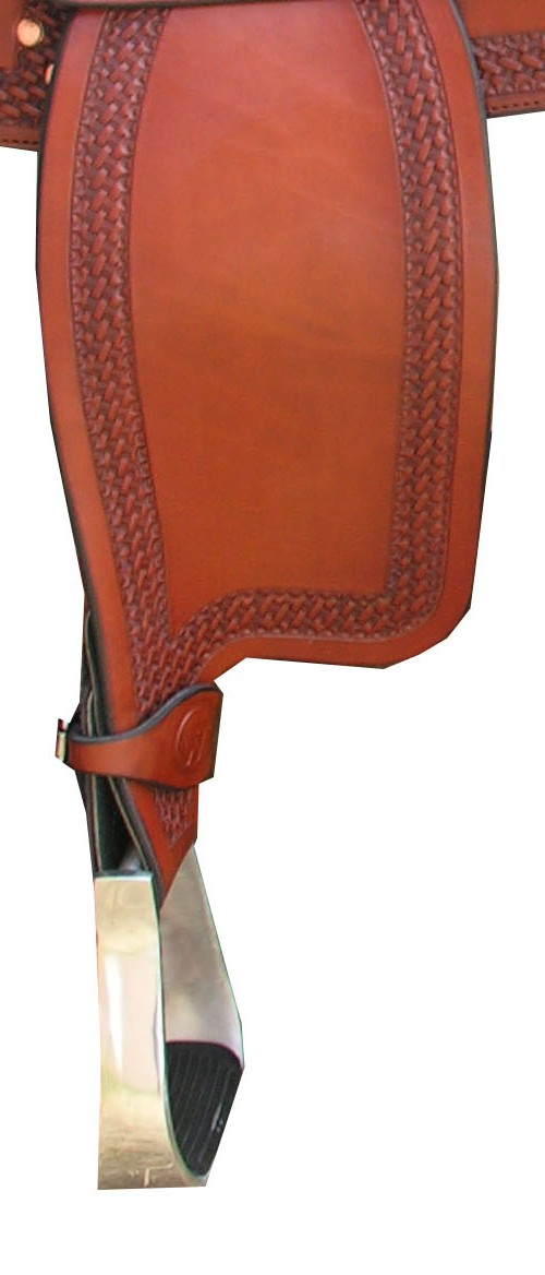 TW Saddlery Smooth Traditional Fender