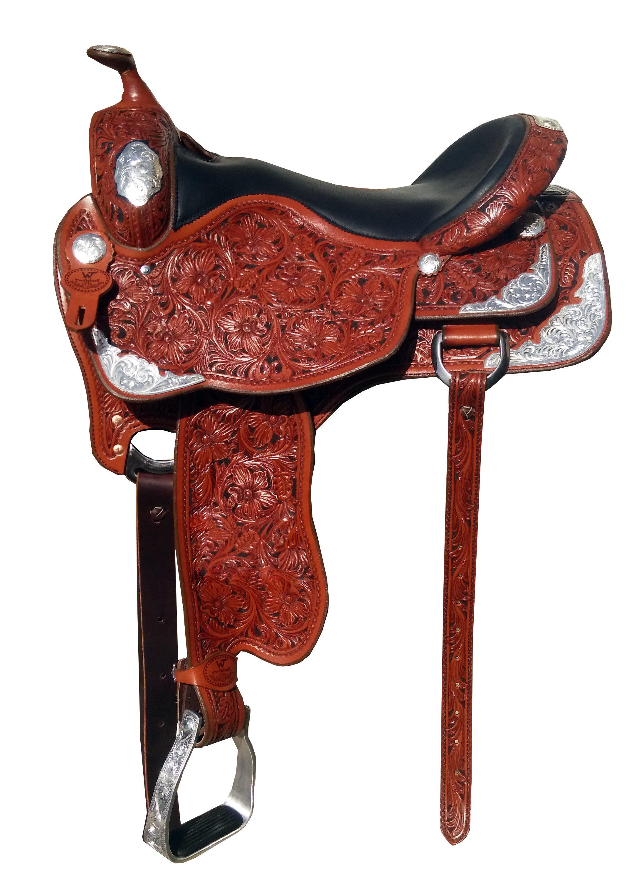 Reining Show Saddle
