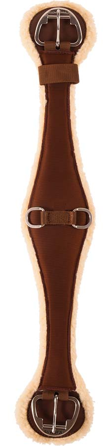 Western Contoured Fleece Cinch Accessory