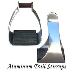 Aluminum Trail Stirrups