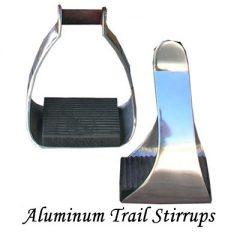 Aluminum Trail Stirrup