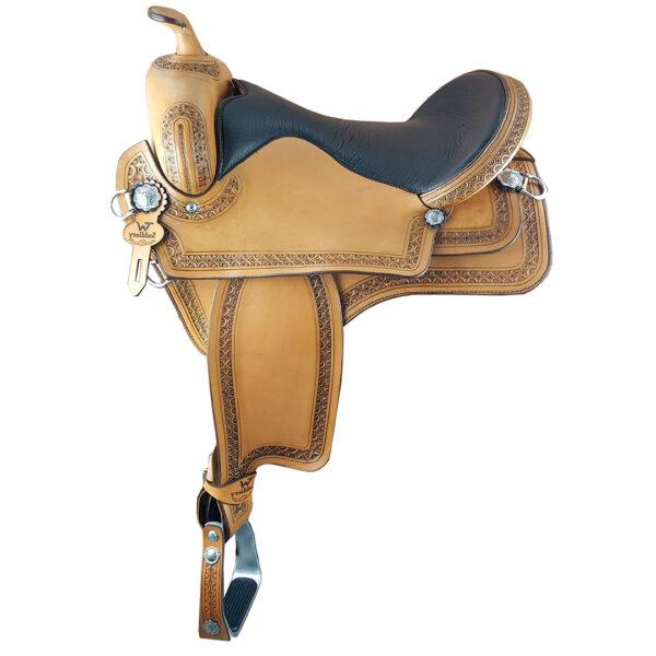 Western Dressage Saddle